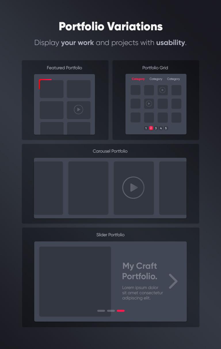 Leverage - Creative Agency & Portfolio WordPress Theme - 11